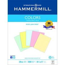 """11""""x17"""" GL 20M 20# Tan Hammermill Colors"""