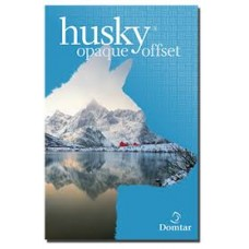 "12"" x 18"" 22.74M 50# Domtar Husky Opaque Smooth Offset"