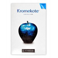"""8.5""""x11"""" 34M 12-Point Cast Coated Kromekote C1S Cover"""